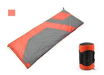 Al aire libre ultra ultra ligero saco de dormir -30 grados otoño y invierno romper camping adulto doble saco de dormir , orange: Amazon.es: Deportes y aire ...