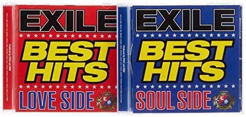 EXILE / EXILE BEST HITS -LOVE SIDE / SOUL SIDE-[通常盤]