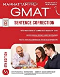 Image of GMAT Sentence Correction (Manhattan Prep GMAT Strategy Guides)