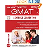 GMAT Sentence Correction (Manhattan Prep GMAT Strategy Guides)