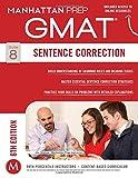 Sentence Correction GMAT Strategy Guide (Manhattan Prep GMAT Strategy Guides)