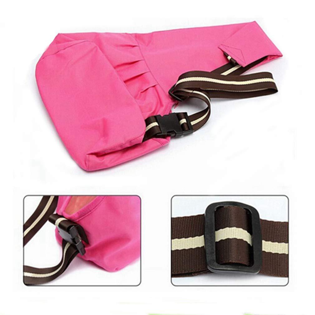 EBRICKON Pet Carrier Sling, Shoulder Bag Adjustable Slide Strap Small & Medium Dogs, Cats Rabbits, Hands-Free Outdoor Pet Carrier, Puppy Carrier Tragvel Bag by EBRICKON (Image #5)