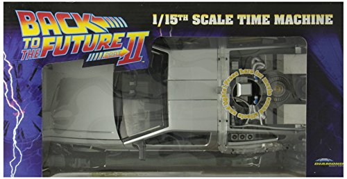 - Diamond Select Back To The Future Vehicle Delorean Mark I Car [Random Packaging]