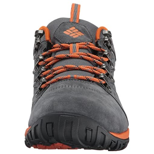 Columbia Men's Peakfreak Venture Low Suede Waterproof Hiking Shoe