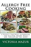 Allergy Free Cooking, Victoria Mazur, 1490535128