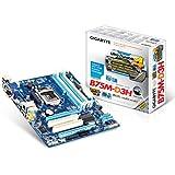 Gigabyte LGA 1155 Intel B75 SATA 6Gb/s USB 3.0 Micro ATX DDR3 1600 Motherboards GA-B75M-D3H