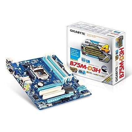 ASRock B75M-ITX Intel SCT Drivers Download (2019)
