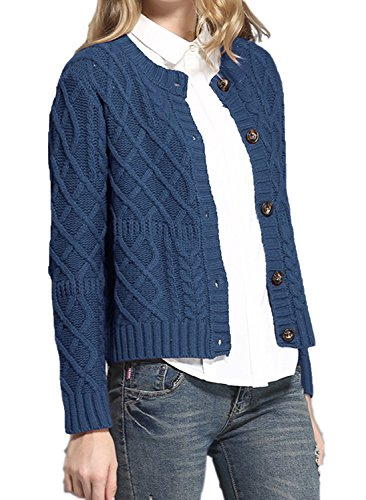 Heavy Cotton Sweater - 1