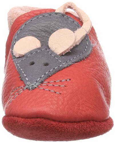Chaussons Rouge Rosa h4 Minni Rouge 187 Berry fille Pololo tr gtUwaPq