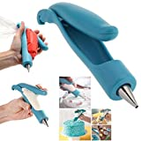 Product review for RevoLity Pastry Lcing Piping Bag Nozzle Tips Fondant Cake Sugar Craft Decorating Tool Set - Cake Decorating Pen (Style No.2)
