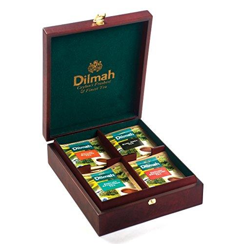 Dilmah Luxury Wooden Presenter Personal