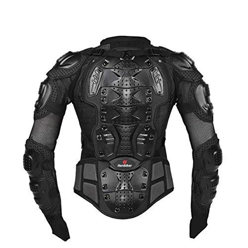 unisex Motorrad Schutz Protektoren Jacke Motorradjacke Protektor Hemd Brustschutz Fallschutz Schutzjacke Schutzbekleidung