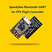 Speedybee Bluetooth-UART Adapter Module Betaflight Configurator Supported with iOS and Android for FPV Flight Controller