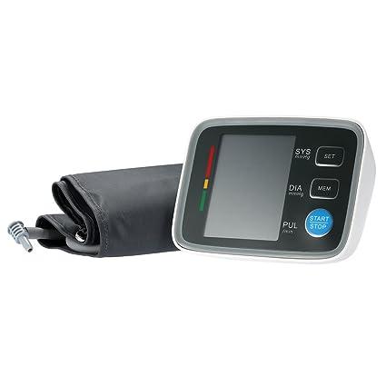 Anself U80EH - Tensiómetros de brazo automático,LCD pantalla