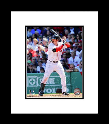 Red Sox Adrian Gonzalez Batting Framed 8x10 Picture ()