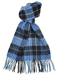 Lambswool Scottish Clergy Ancient Tartan Clan Scarf Gift
