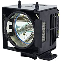 AuraBeam Economy Epson ELPLP45 Projector Replacement Lamp with Housing