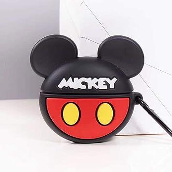 Amazon Com Disney Mickey Minnie Mouse Airpods Pro Case Kawaii