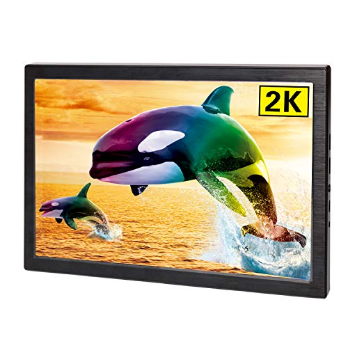 UPERFECT 10.1-inch Computer Monitor 2K Portable laptop monitor 2560