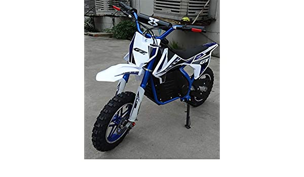 Mini moto para niños electrica - Mini pit bike con motor de ...