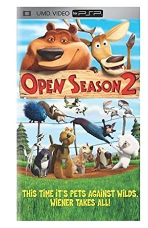 Open Season 2 UMD For PSP