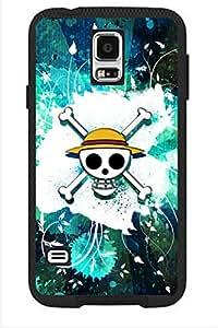 One Piece Cartoon Design Case For Samsung S6 Edge Silicone Cover Case ONP03