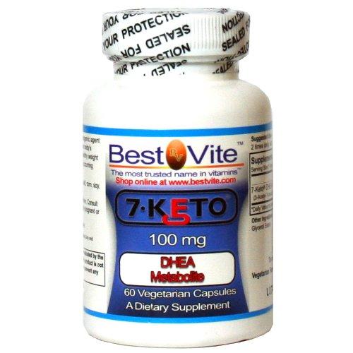 7-Keto DHEA 100mg (60 capsules