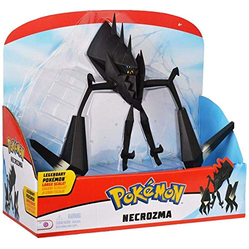 Film- & TV-Spielzeug Pokemon Actionfigur Lunala Solgaleo Necrozma Figur Figuren Pokemonfigur