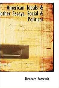 American ideals essay