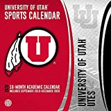 Utah Utes: 2020 12x12 Team Wall Calendar
