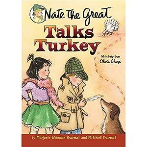 Nate the Great Talks Turkey Audiobook