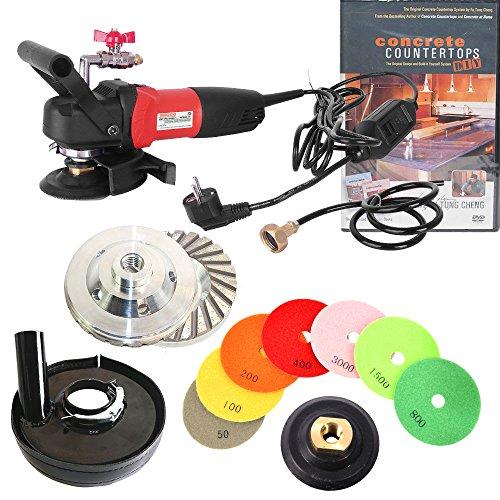 vacuum attachment for grinder - 5