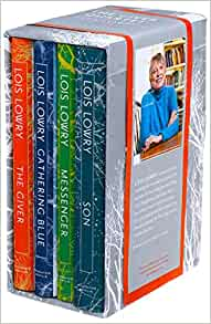 amazoncom the giver quartet 20th anniversary boxed set