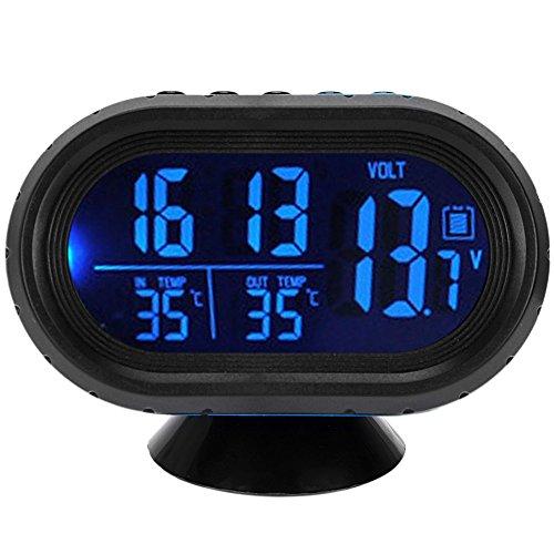 automotive digital clock - 5