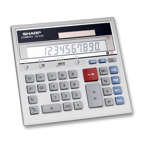 Sharp QS 2130 Powered Display Digit