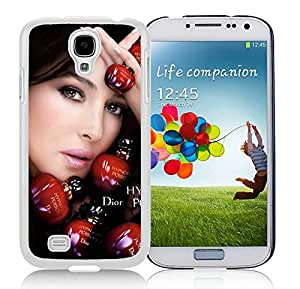 New DIY Custom Design Cover Case For Samsung Galaxy S4 I9500 i337 M919 i545 r970 l720 Dior 20 White Phone Case
