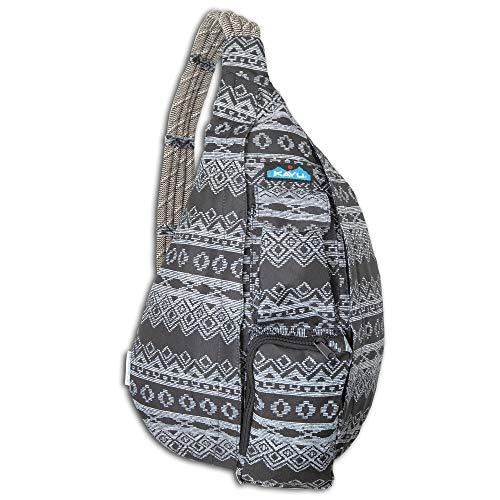KAVU Rope Sling - Compact Lightweight Crossbody Bag, Night Knit, One Size
