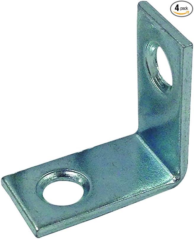 Prime-Line MP71442-4 Corner Bracket 4 Piece
