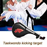 Overmont Double Kicking Target Taekwondo Kick Pads