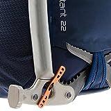 Osprey Packs Mutant 22 Mountaineering Pack, Blue