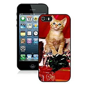 2014 Latest For SamSung Galaxy S4 Mini Phone Case Cover Protective Cover Case Christmas Cat For SamSung Galaxy S4 Mini Phone Case Cover PC Case 1 Black