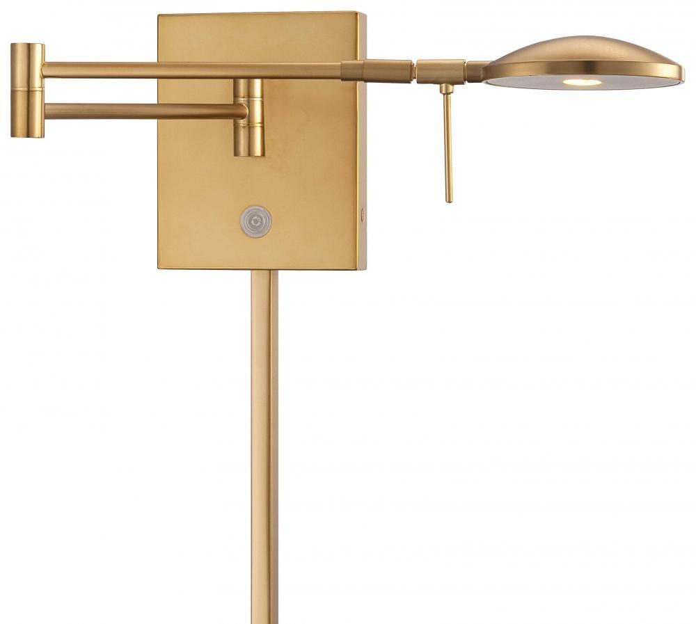 George Kovacs P4338 248 LED Swing Arm