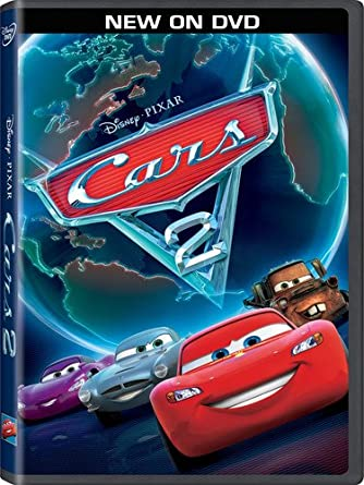 Amazon com: Cars 2: Larry the Cable Guy, Owen Wilson