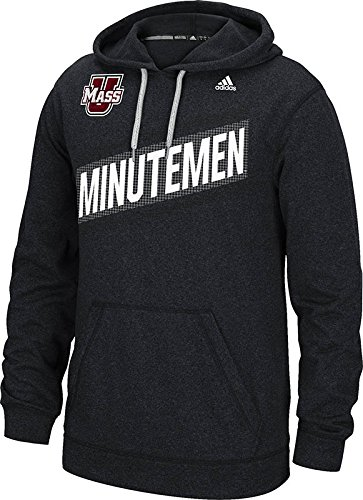 NCAA Massachusetts Minutemen Men's Light Work Climawarm Ultimate Hood, X-Large, - Massachusetts Outlet