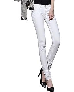Damen Chic Jeans Hose Hüfthose Damenjeans Hüftjeans Röhrenjeans Röhrenhose  Röhre Skinny Jeans 207fa3f197