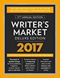 img - for Writer's Market Deluxe Edition 2017: The Most Trusted Guide to Getting Published book / textbook / text book