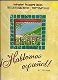 Hablemos Espanol 6th Edition