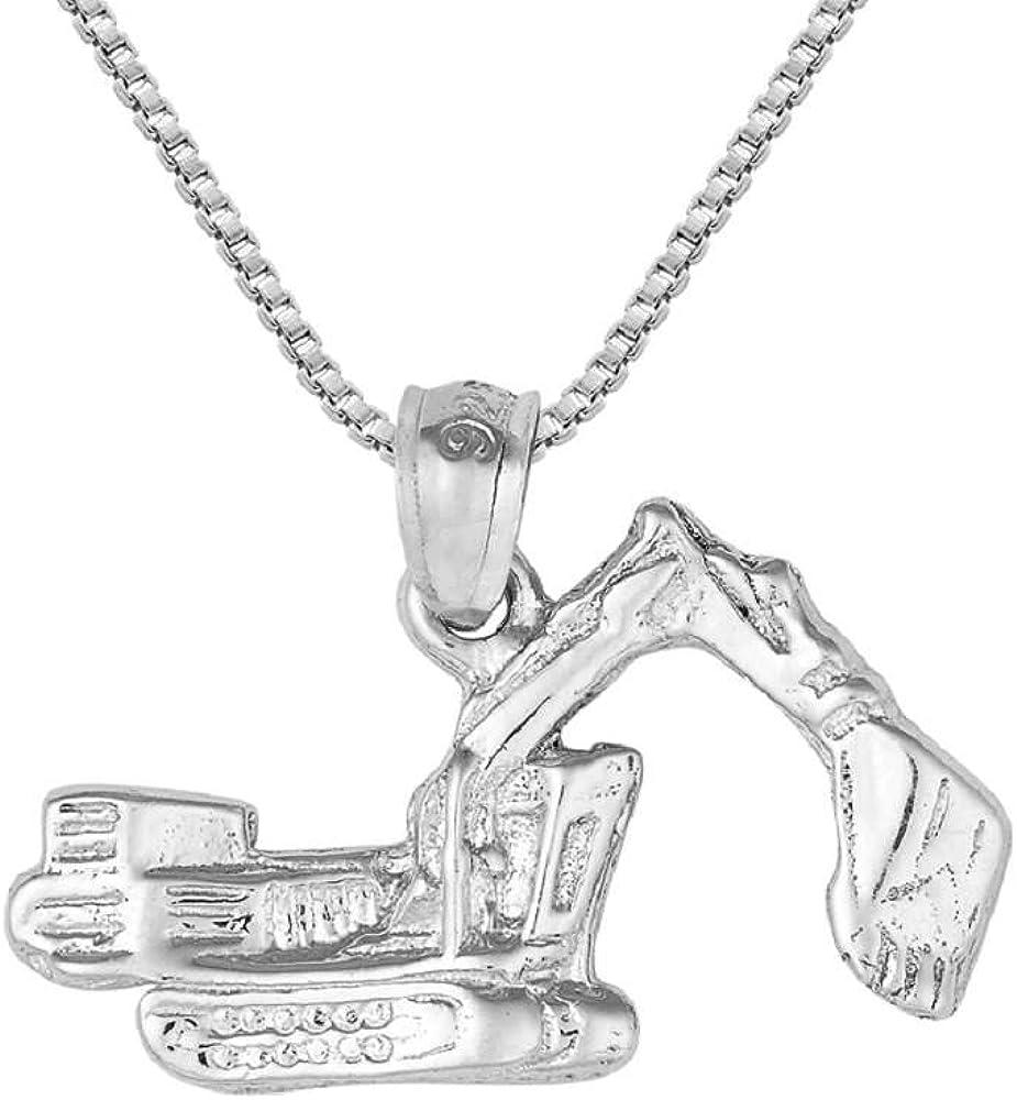 SURANO DESIGN JEWELRY Sterling Silver Necklace w//Pearl Cross Pendant