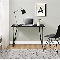 Mainstays Retro Desk, Black