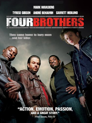 DVD : Four Brothers